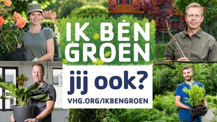 VHG Ik ben groen!