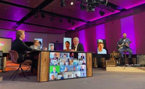Achmea Groepsconferentie | Online talkshow