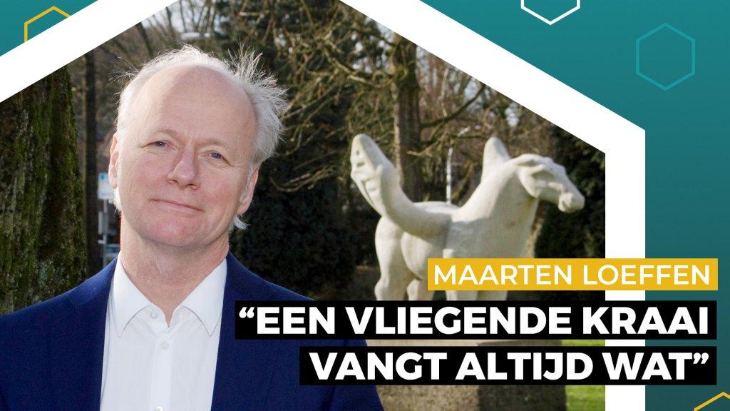 Maarten Loeffen - Directeur Koninklijke Vereniging Stadswerk Nederland